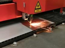 Услуга лазерной резки металла