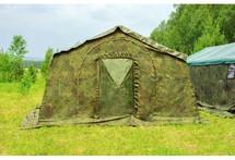 Палатка Армейская АБ-ПА-10М-2 (зимняя двухслойная)