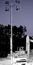 TEREX-AMIDA. Автономная мобильная система мачтового освещения AMIDA модель AL4000