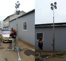 Мобильно Осветительный Комплекс промышленного назначения Нефтяник 1ExdsllCT 4 (ВЗРЫВОЗАЩИЩЕННЫЙ) 4