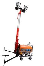 Передвижная осветительная установка ПОУ-2000H Валли с бензиновым генератором