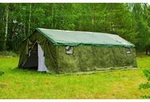 Палатка Армейская Берег АБ-ПА-15М-2 (зимняя двухслойная)