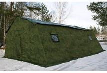 Палатка Армейская АБ-ПА-30М-2 (зимняя двухслойная)
