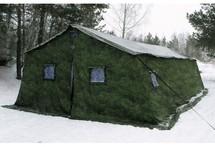 Палатка Армейская Берег АБ-ПА-40М-2 (зимняя двухслойная)