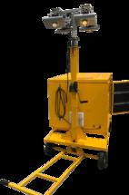 ПОУ-Одиссей-4х100LED-4.0Л-2.7GX-Т-1EXD с бензиновым генератором