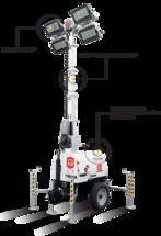 TRIME X-City 4x320W LED - 7M дизельная осветительная башня