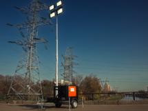 """Умная осветительная мачта """"Аргус Смарт"""" (Argus Smart) с Wi-Fi, GSM, GPS/ГЛОНАСС, видеокамерой и системой оповещения и управления"""
