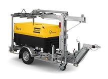 Произведем аналог Осветительной мачты Atlas Copco на базе дизельных генераторов QAX QAS и QES