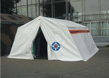 ПКС-25 каркасная палатка двухскатная