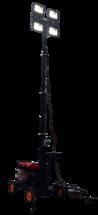 """Мобильная осветительная установка класса """"Аргус-Одиссей"""" со встроенным дизельным генератором МОУ-5Л 4х400(МГЛ) 5,0(ДГ) (полный аналог Wacker Neuson ML440)"""