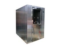 Шлюз дезинфекции - кабина дезинфекционная (туннель, камера шлюзовая бактерицидная)