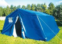 Геолог-14 каркасная палатка двухскатная