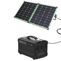Возимая солнечная электростанция Аргус-220СБ-500Вт для зарядки ноутбука, телефонов и прочих потребителей