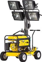 Осветительная вышка Wacker Neuson ML 440 серии М с генератором