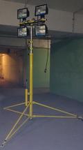 Осветительная мачта LSM5-47 5.3m 4x500W