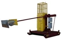 Карьерная осветительная установка МКО-8-6/0,4-40 У1, МКО-8-0,4У1