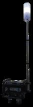 """Световая вышка """"Аргус-Маяк"""" со встроенным генератором ELG(T7) 600S 2,2GX"""
