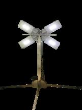 Мобильный осветительный комплекс МОК-4х120LED-4,0M Ex