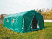 Пневмокаркасный модуль, надувная палатка МПМ-42