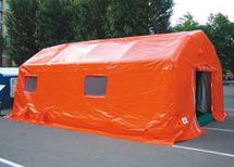 Пневмокаркасный модуль, надувная палатка МПМ-44