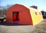 Пневмокаркасный модуль, надувная палатка МПМ-54