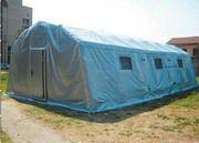 Пневмокаркасный модуль, надувная палатка МПМ-72
