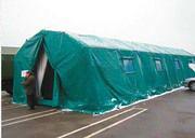 Пневмокаркасный модуль, надувная палатка МПМ-90