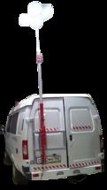Мобильный осветительный комплекс МОК-4x500Н-4.5Р (Ома-2п)