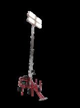 Мобильная осветительная установка Одиссей МОУ-4Л 4х100(LED)-2,7(гб)-взр 1EXD взрывозащищенная