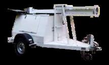 Автономная передвижная прожекторная станция АППС-4х300ЛЕД-7,0Л-6,0ГД