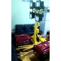Аварийная осветительная установка ПОУ-4000 LED Валли взрывозащищенная с генератором