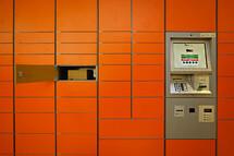 Постомат (почтомат, постамат) автоматическая система выдачи и приема посылок