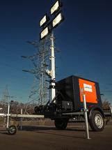 Передвижная осветительная установка (ПОУ) «Прометей» –9,0Л 4х400(С) 7,5(ДГ)