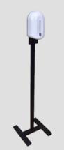 Автоматический бесконтактный дозатор (диспенсер) для антисептика (СПРЕЙ) с металлической стойкой