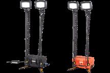 ПМО-1,8Тх2 50(С) АКБ мобильная осветительная система Фламинго