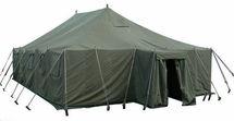 Армейская палатка УСБ-56 (унифицированная санитарно-барачная)