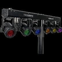 Мобильный световой комплект Music & Lights 6BEAM