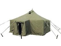 Армейская палатка УСТ-56 (унифицированная санитарно-техническая)