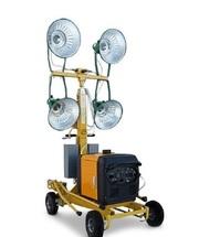 Аварийная осветительная установка ПОУ-1000 LED Валли с бензиновым генератором