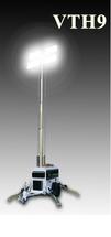 Передвижная мобильная осветительная установка в корпусе Tower на базе двигателя Kubota с мачтой VTH9-G4000 BaiFa