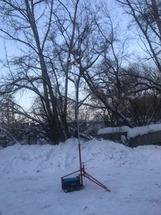 "Автономная передвижная прожекторная станция ""Пегас"" АППС-4х500H-3Т-2.2GX"