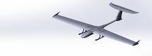 """БПЛА """"Аргус-Дрон"""" беспилотный летательный аппарат планерного типа с полезной нагрузкой до 4 кг для аэрофотосъемки"""